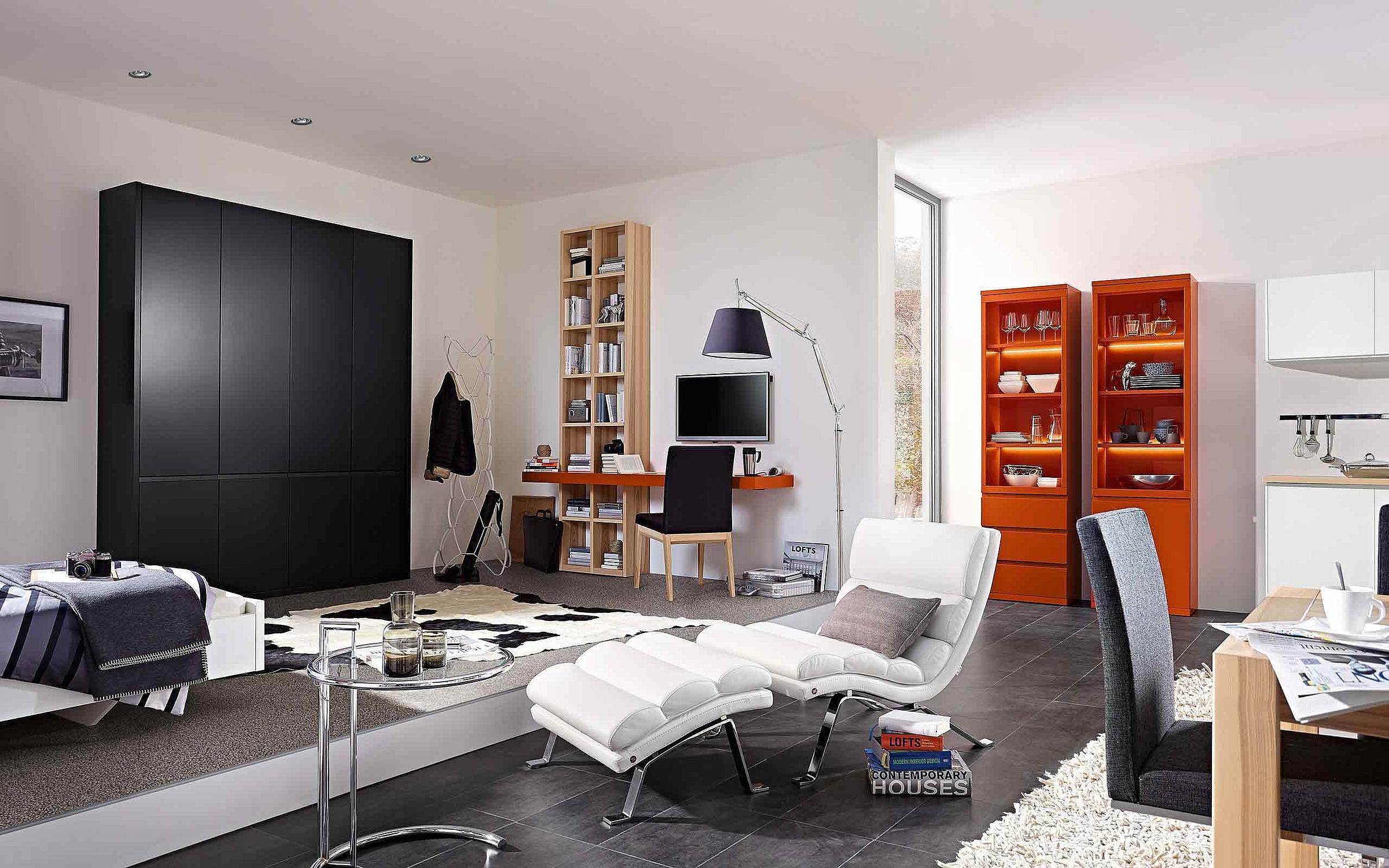 Kleiderschrank Schreibplatz Vitrine Schlafzimmer Esszimmer Enjoy