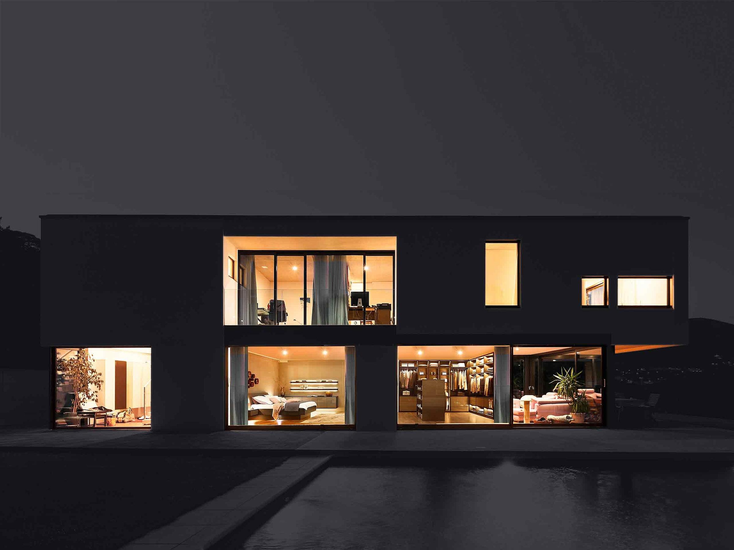 RMW Kompletteinrichtung Wohnzimmer Esszimmer
