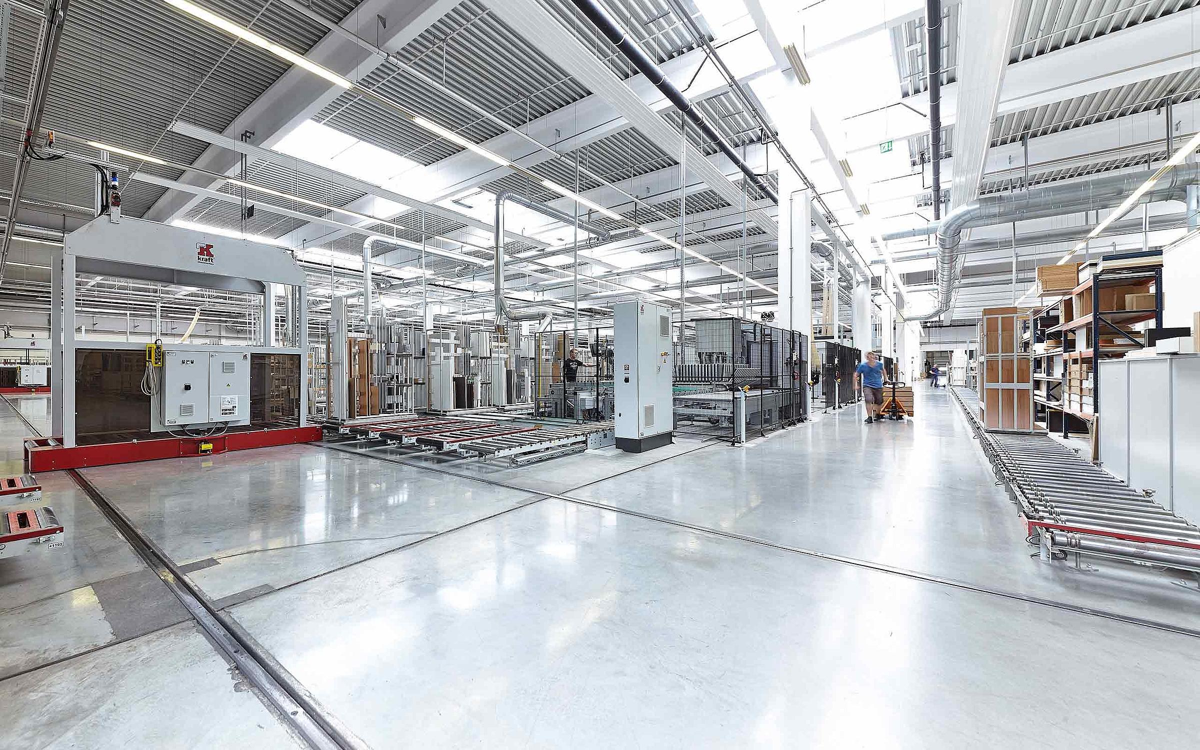 RMW Standort Rietberg Logistik Verladung LKW