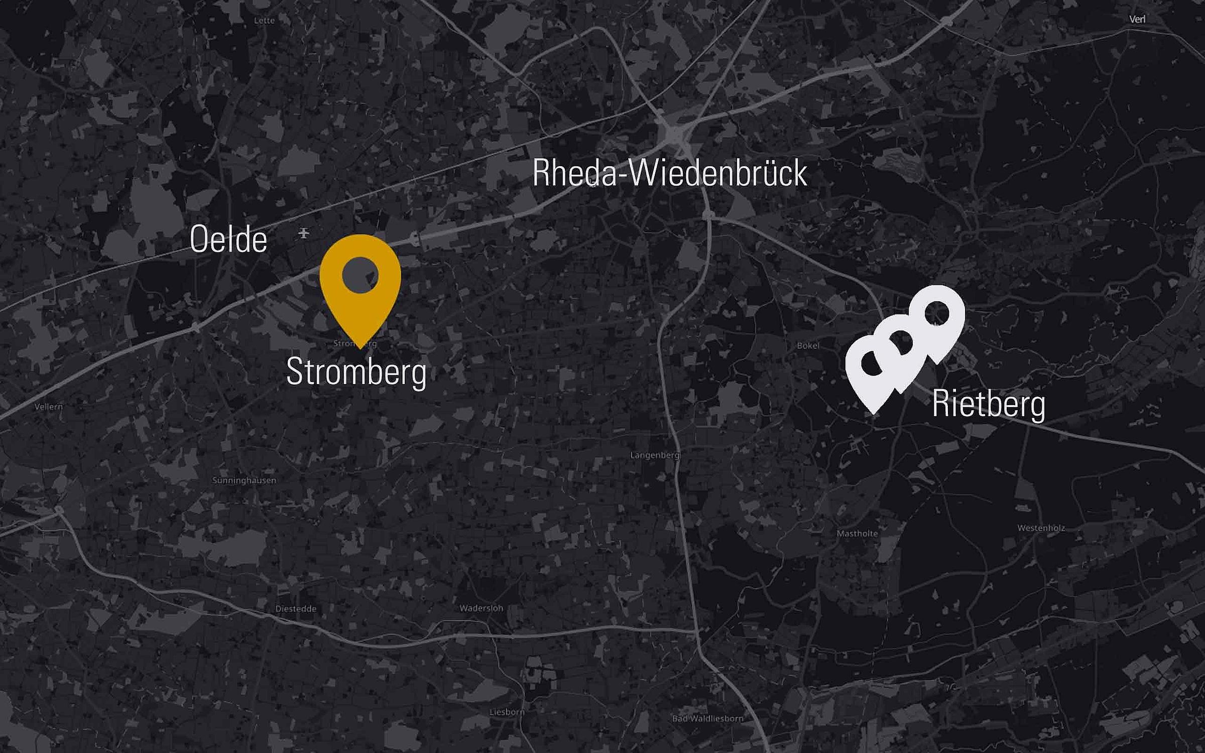 RMW Standort Verwaltung Produktion Rietberg Oelde Stromberg