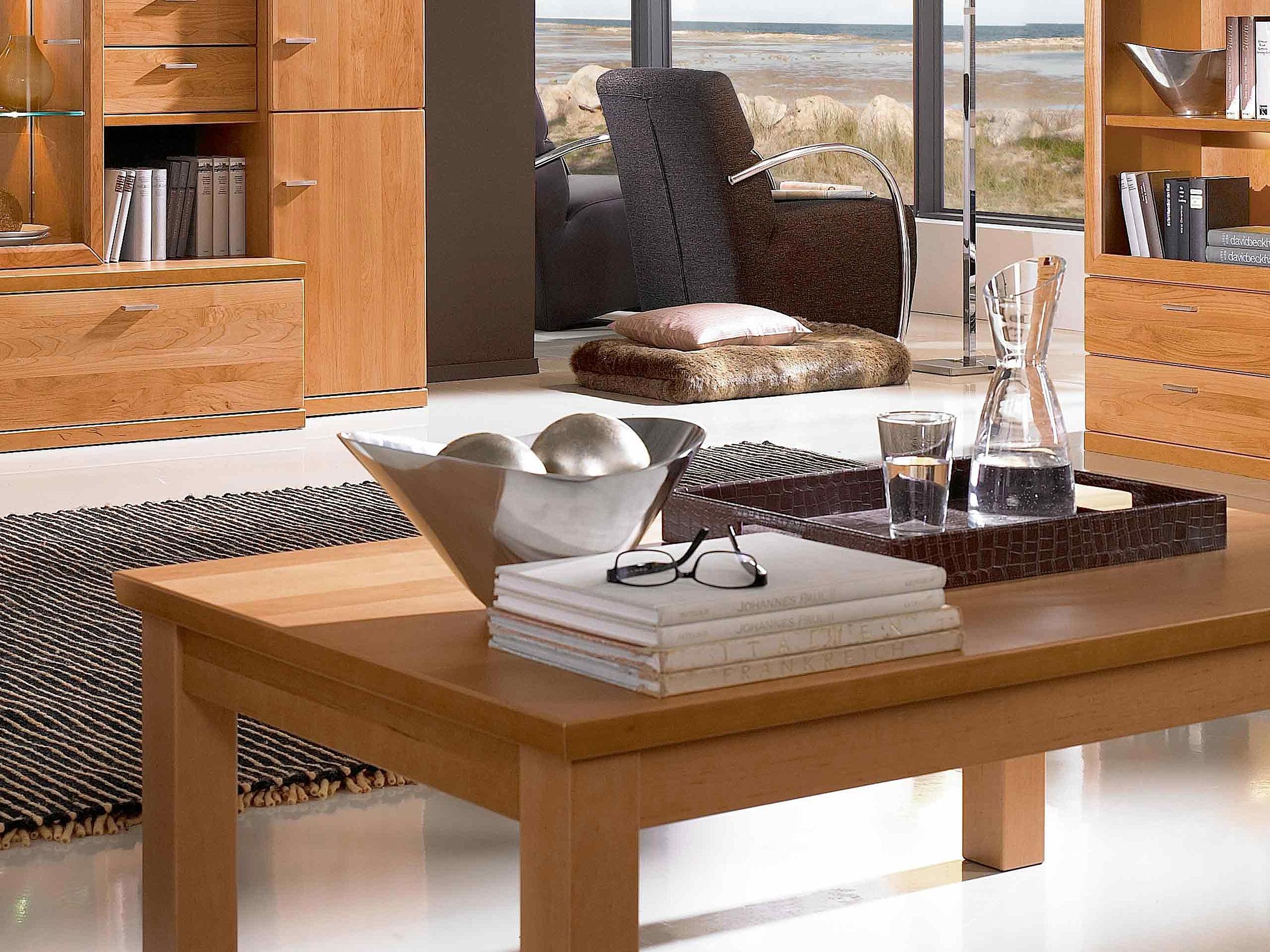 Couchtisch Wohnzimmer Dacapo Holz