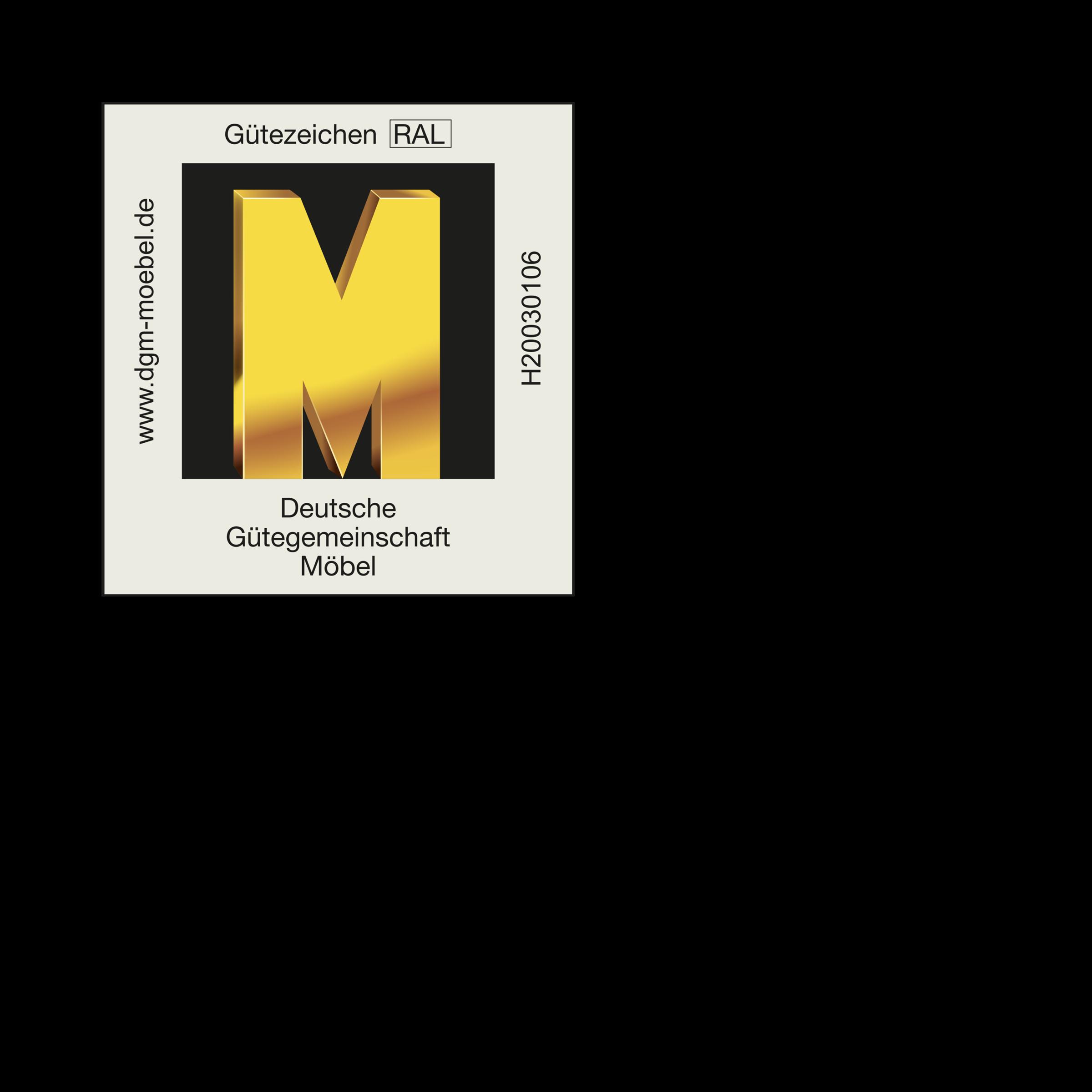 RMW Gütezeichen DGM