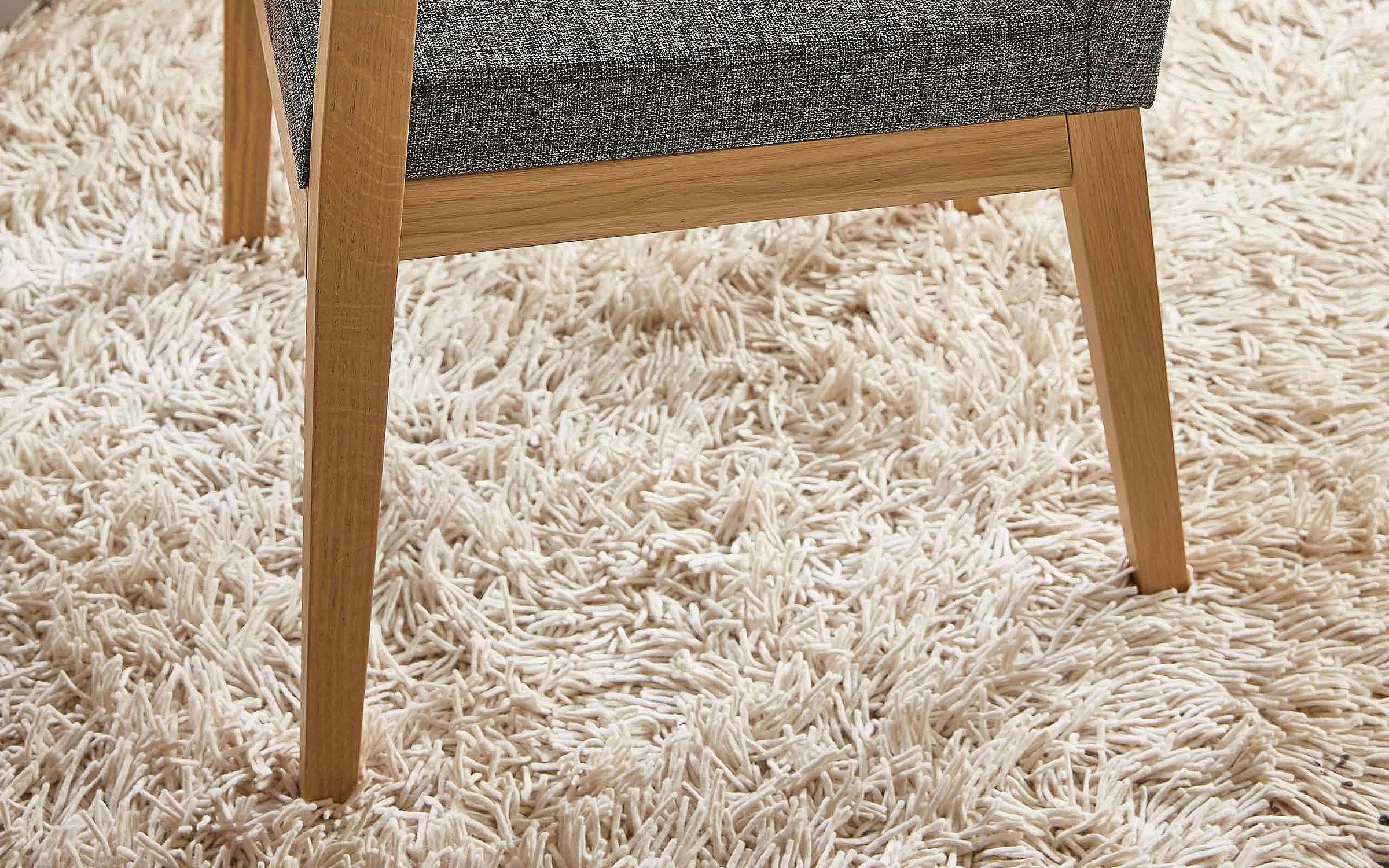 Stuhl R1 Wohnzimmer Polster Stoff Holz