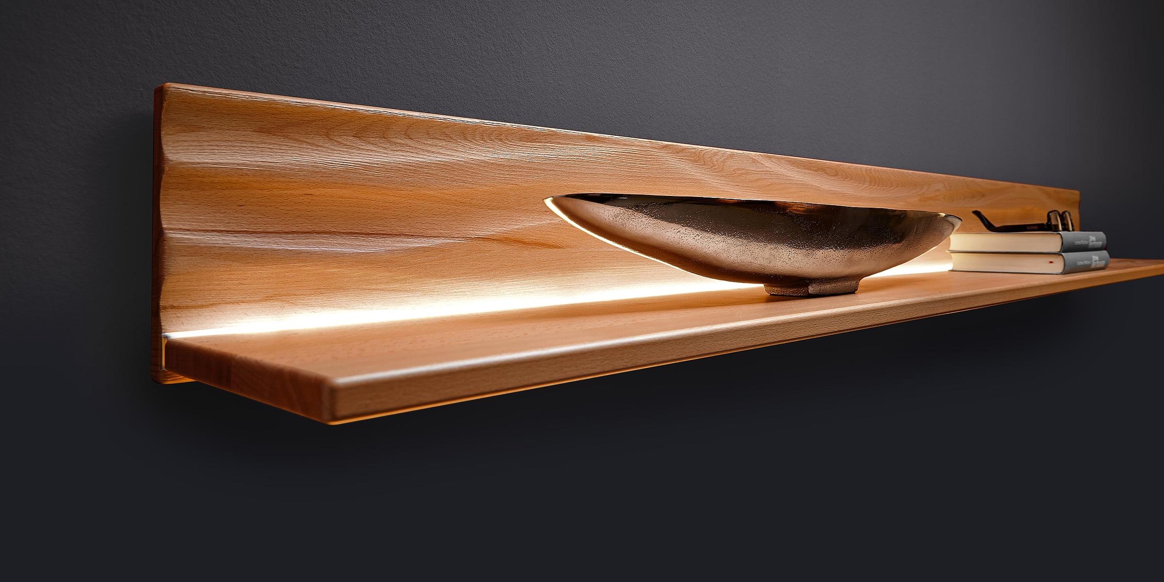 RMW Wandboard Massivholz