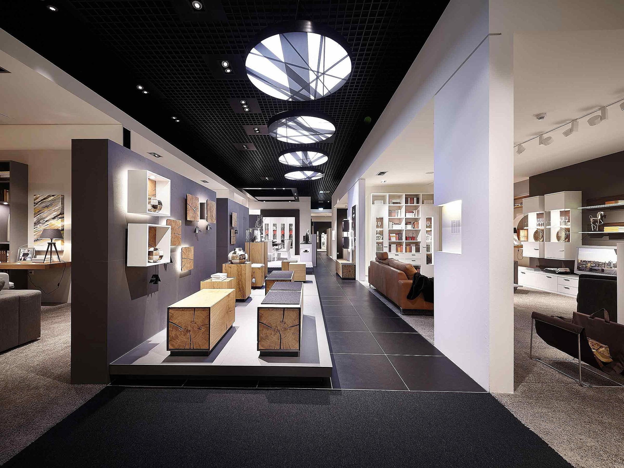 RMW Möbelhändler Ausstellung