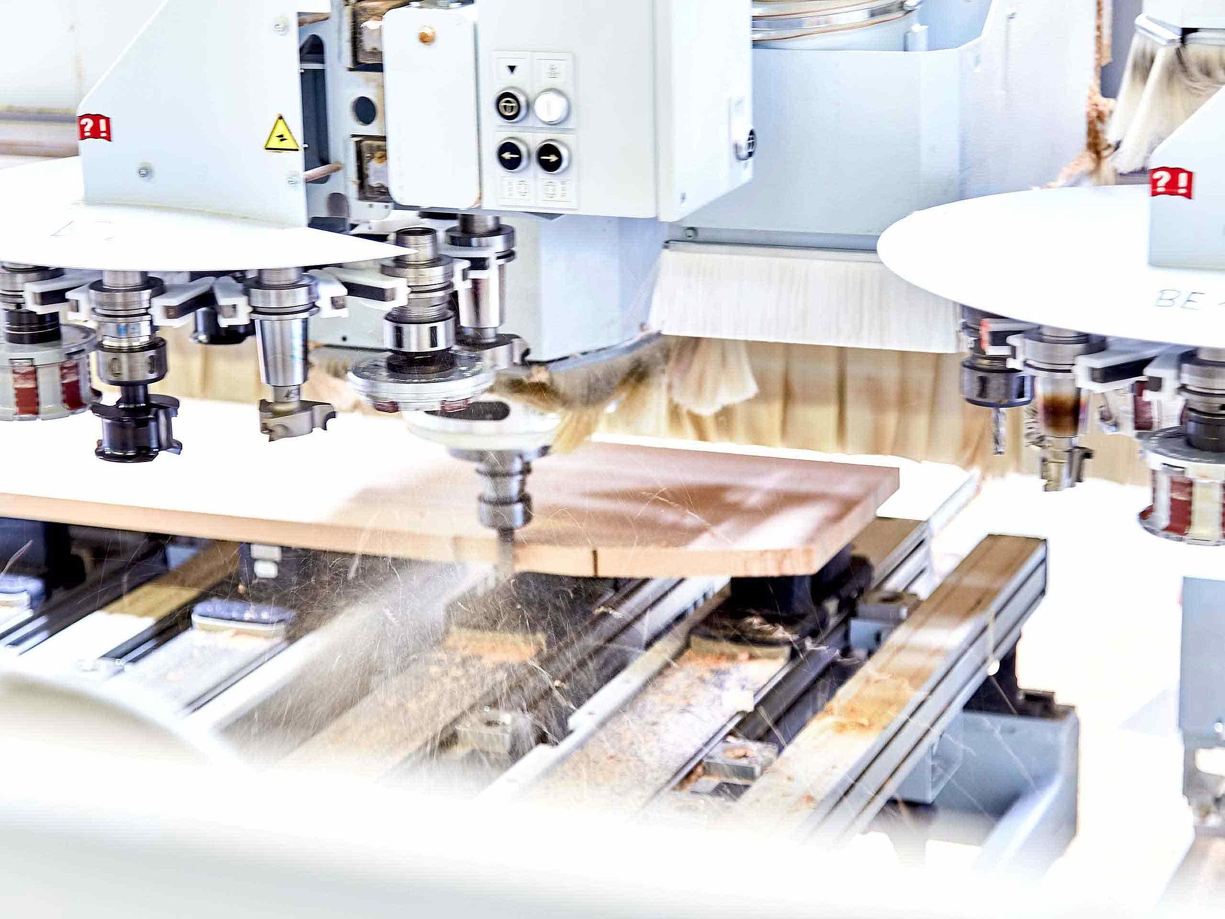 RMW Produktion Massivholz Furnier Rietberg