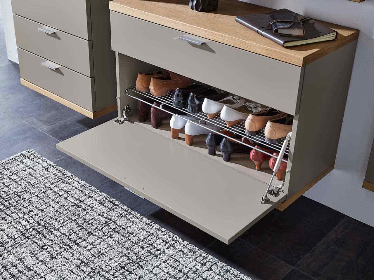 Schuhschrank Garderobe Siena