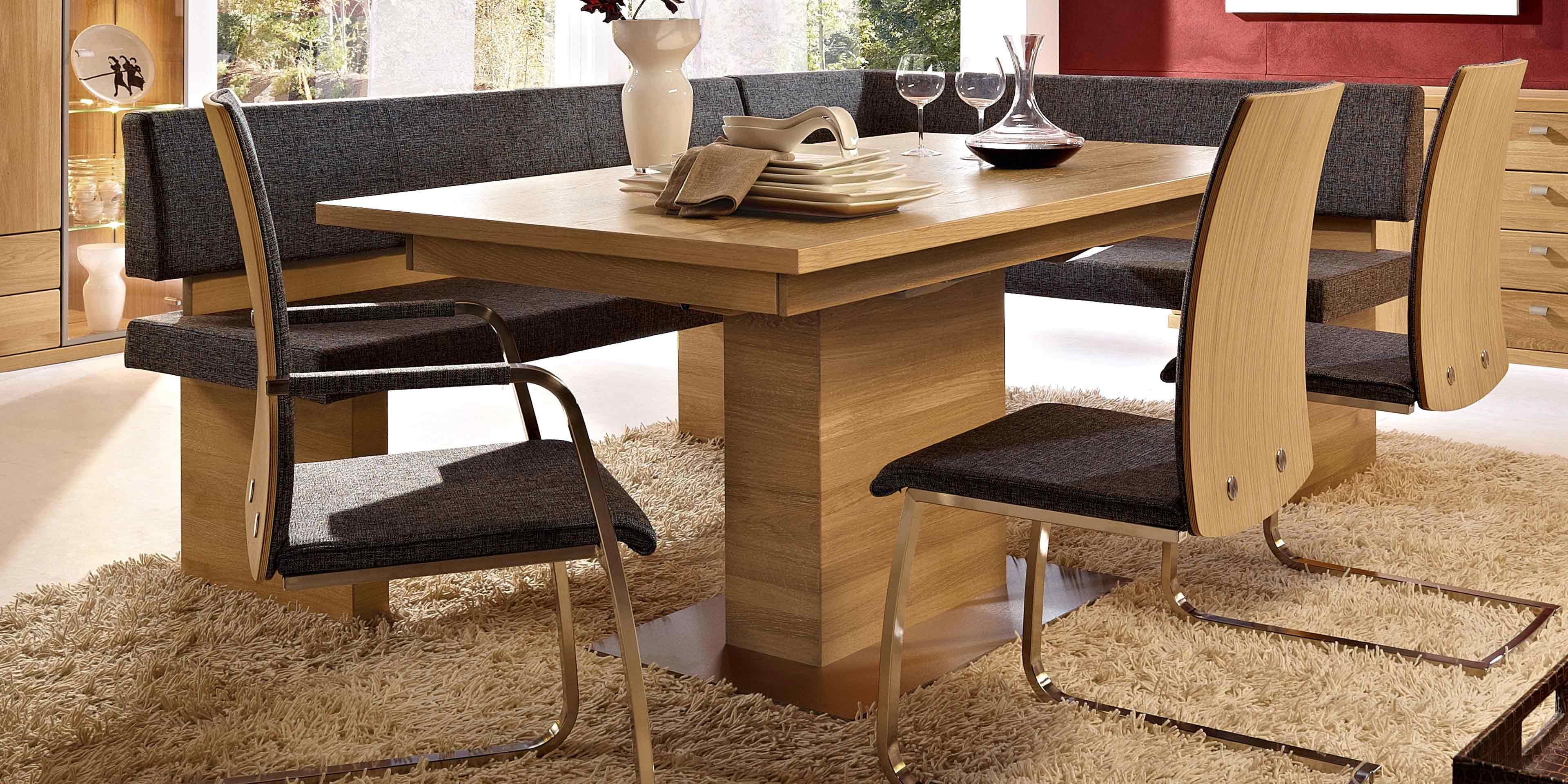 s ulen esstisch f r cento rmw wohnm. Black Bedroom Furniture Sets. Home Design Ideas