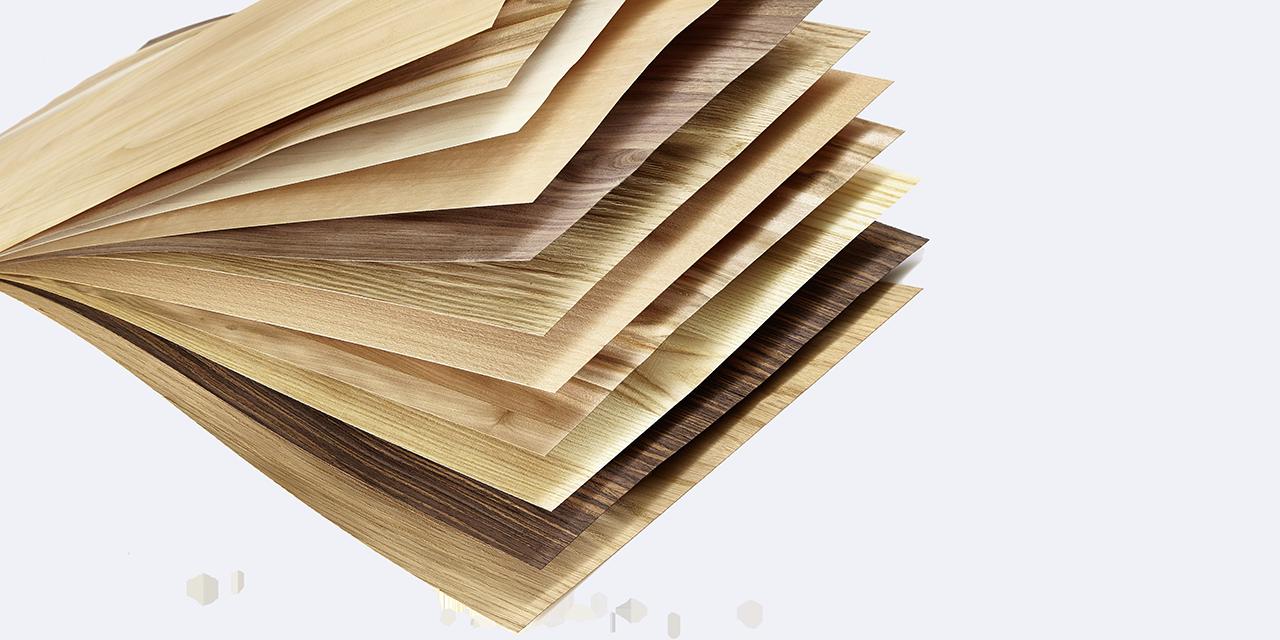 RMW Möbel Oberfläche furniert Holz