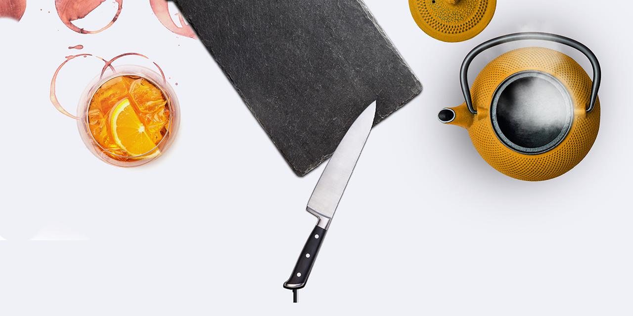 RMW Möbel Oberfläche Messer