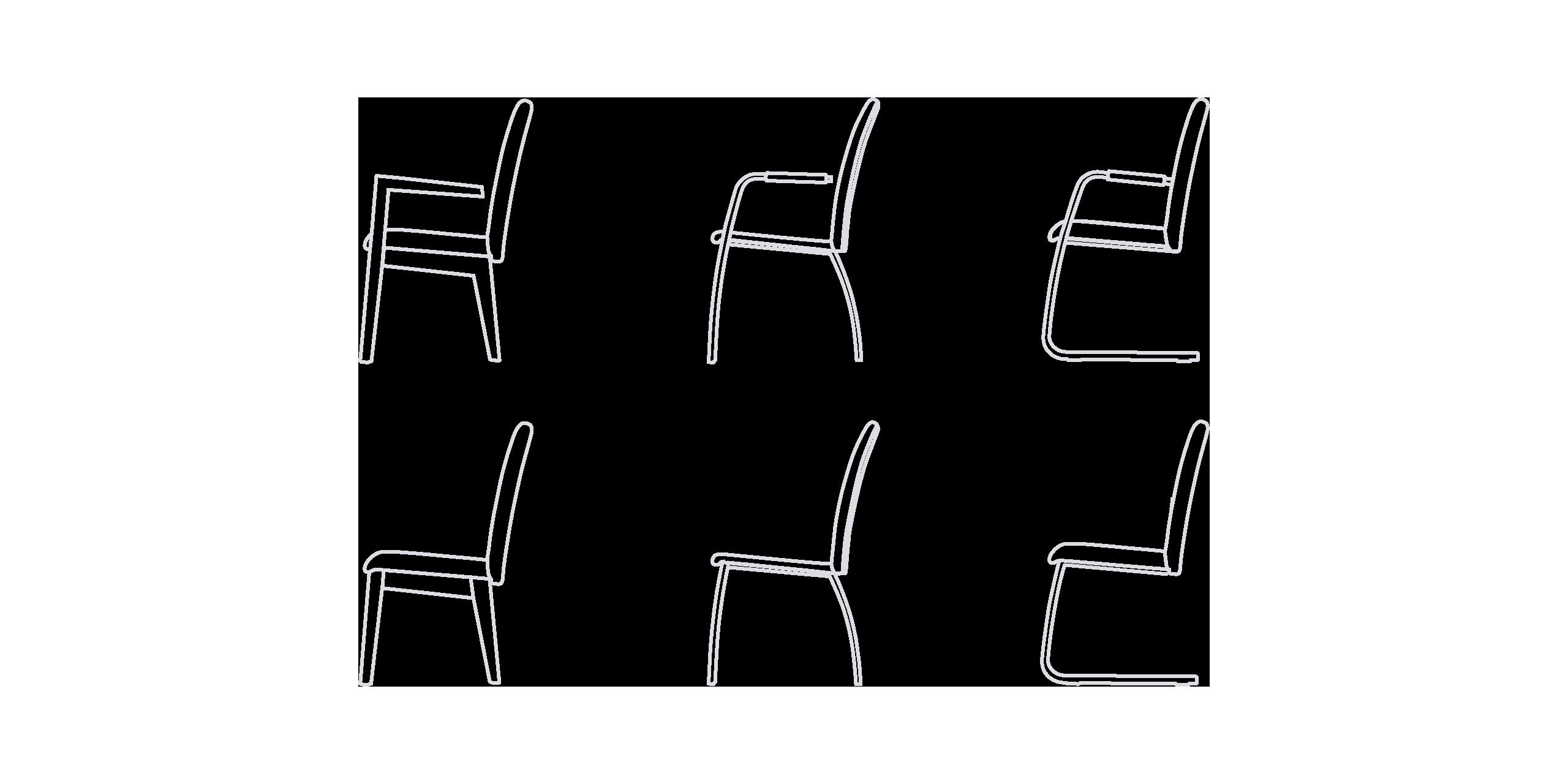 Stuhl 60 Cm Sitzhhe Top Stuhl Andrea Kunstleder Cappuccino Ca X X